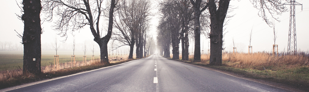 The Road Is Waiting